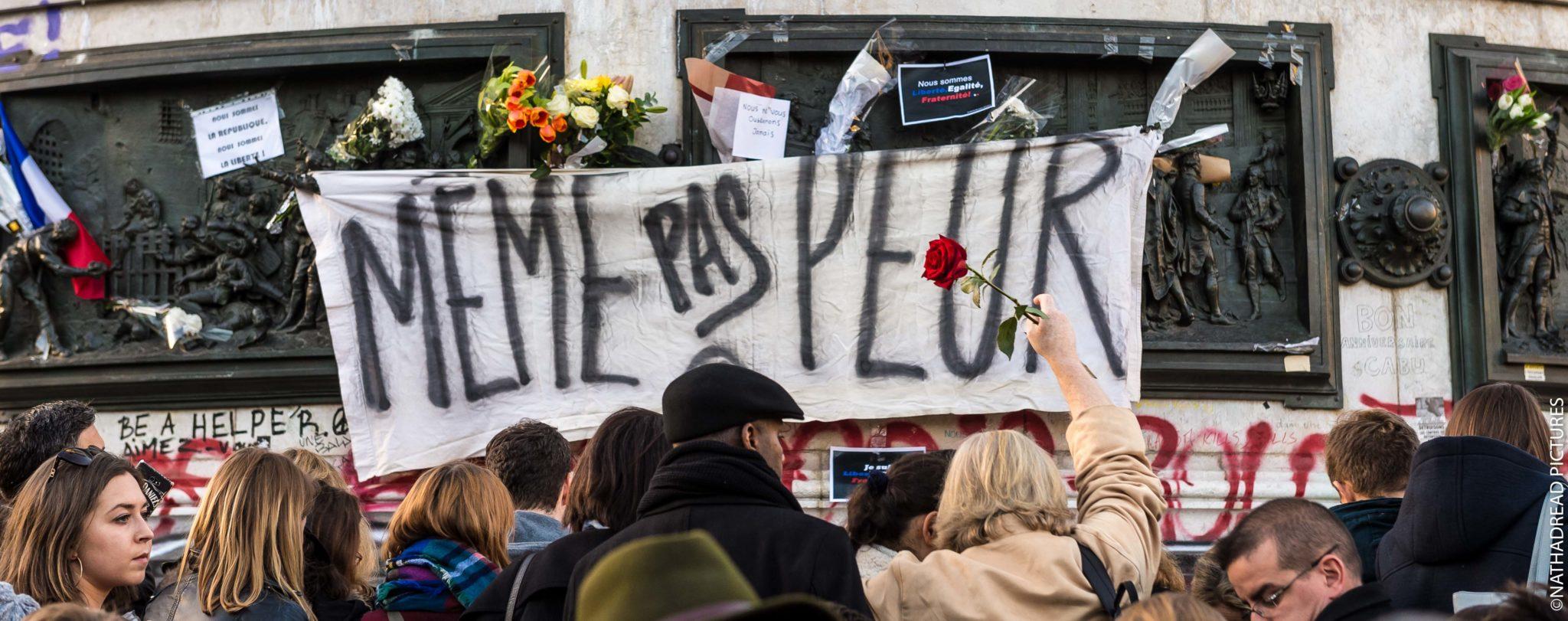 Attentats, Paris 2015